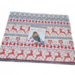 "Nordic Stitches Layer Cake 10"" kvadrater"